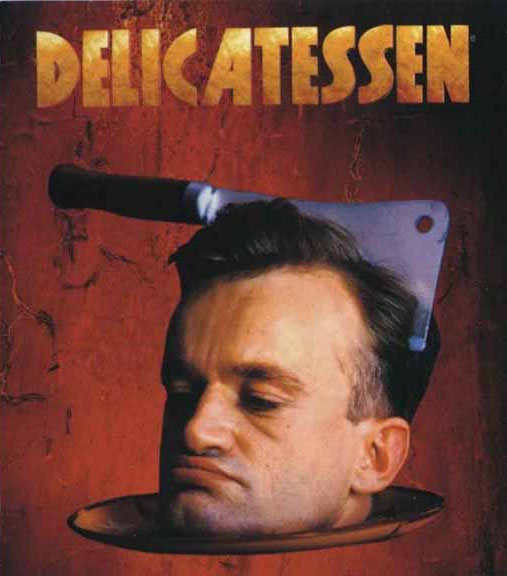 Delicatessen - cannibalism replaces veganism as the fad diet of choice