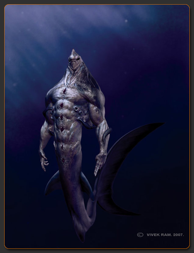 Merman Elite