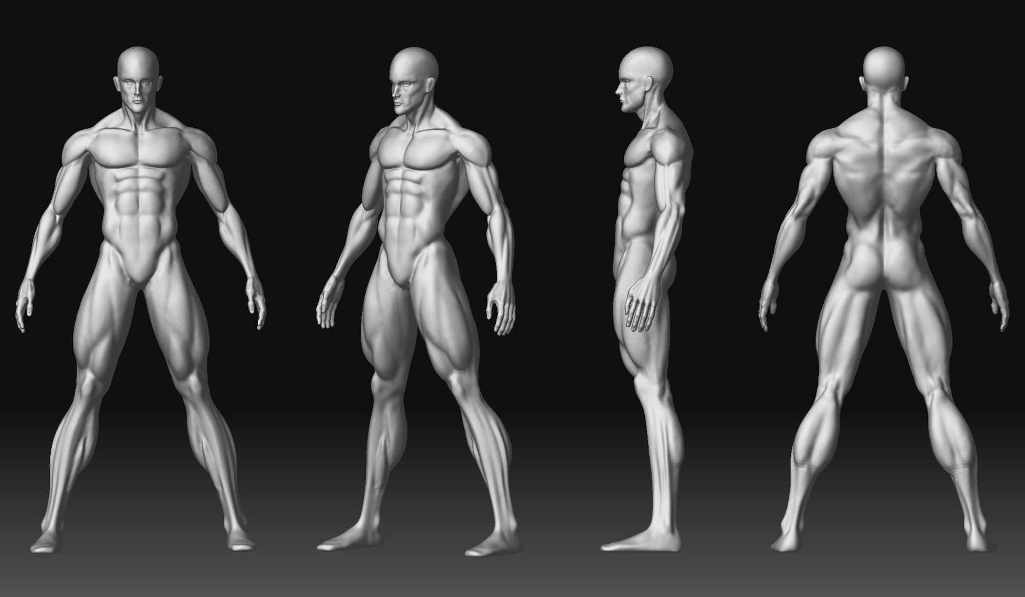 Somewhat New To Zbrush