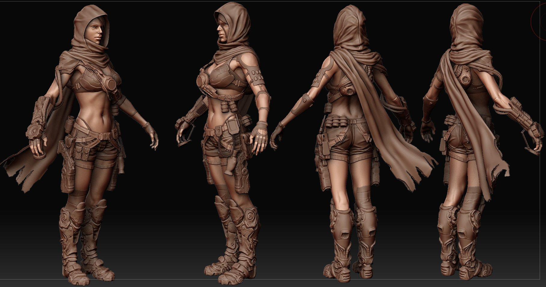 Lara croft troll nude clip