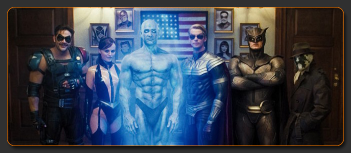 The Watchmen Group Photo