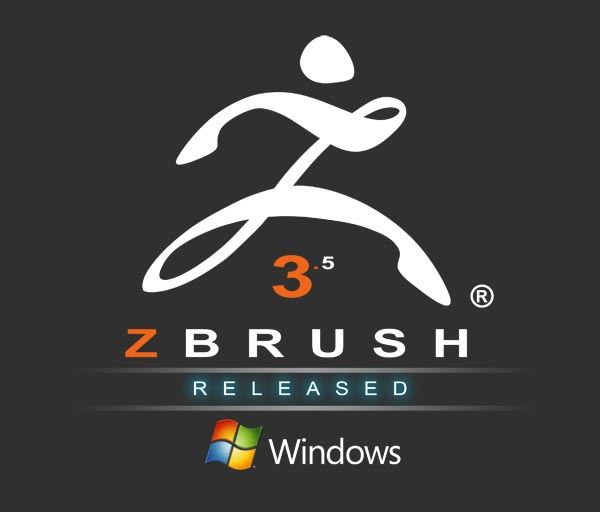 ZBrush 3 5 for Windows RELEASED