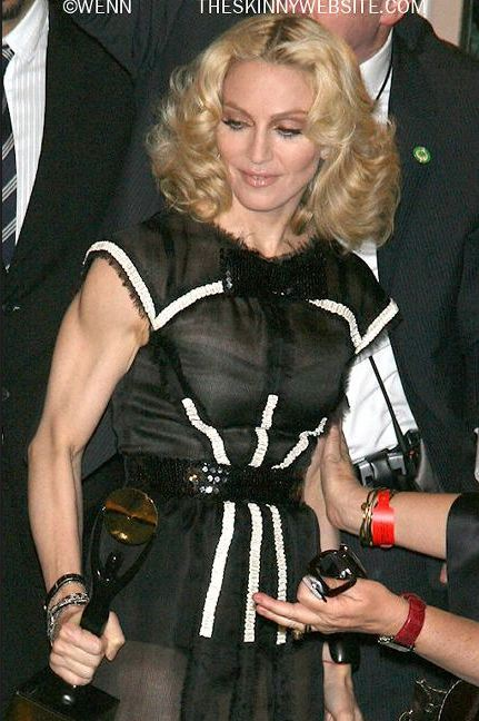 Madonna Muscles