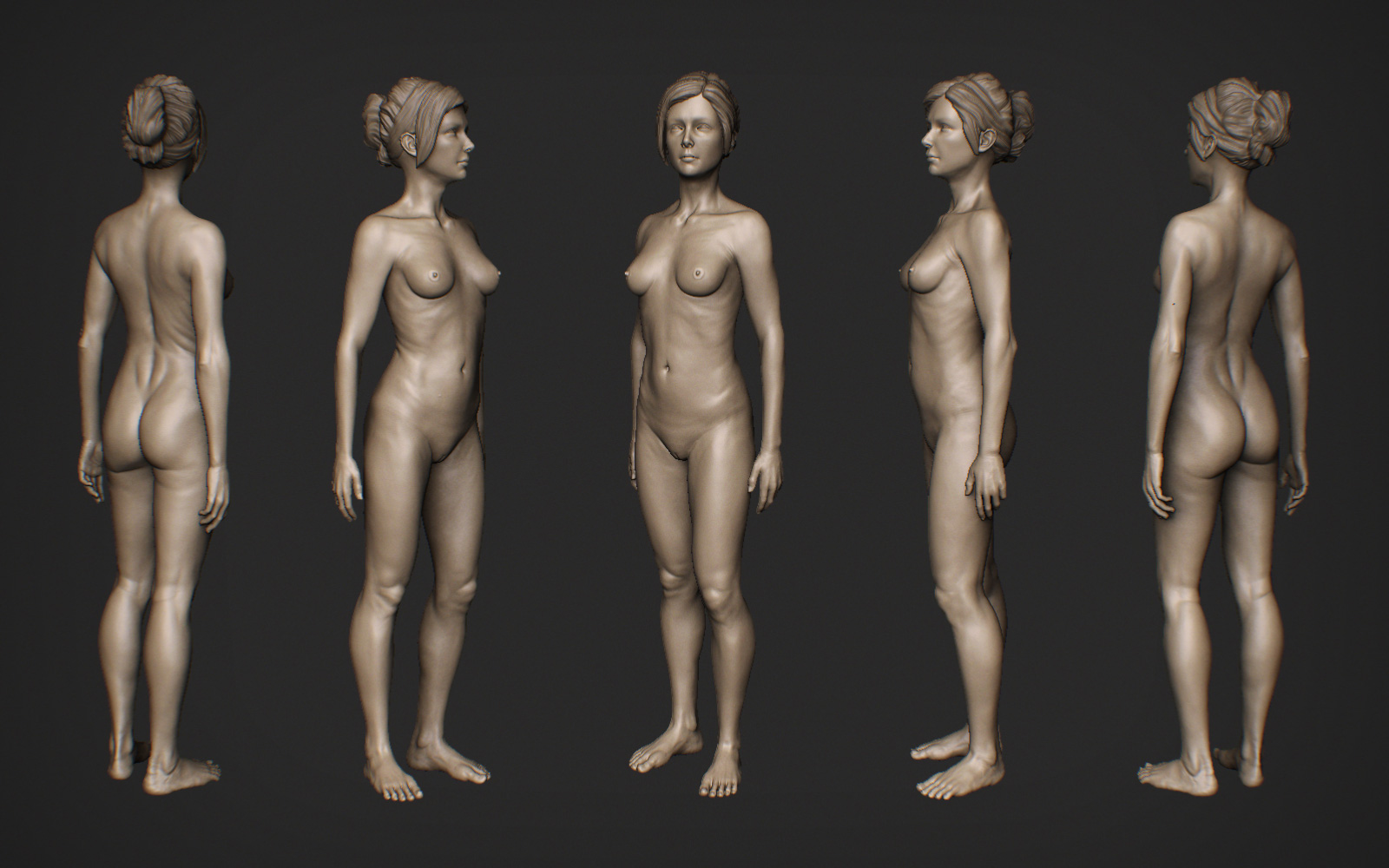 3d female model nude skins nsfw pics