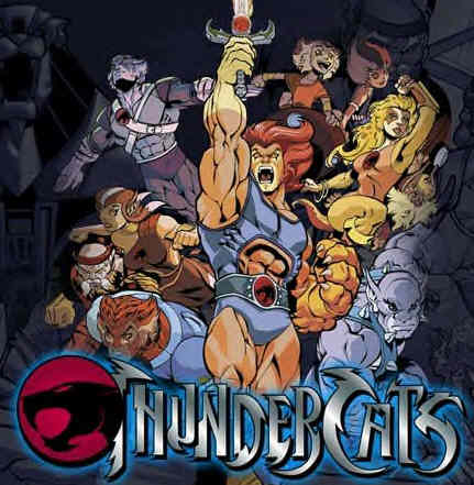 Thundercats Characters on Thundercats1 Jpg