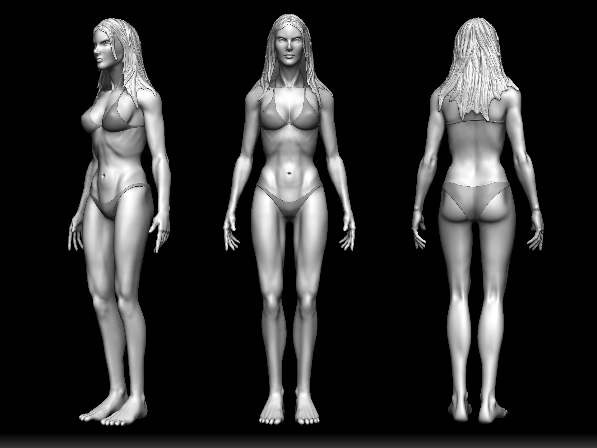 Fancy Female Anatomy Reference Photo - Physiology Of Human Body ...