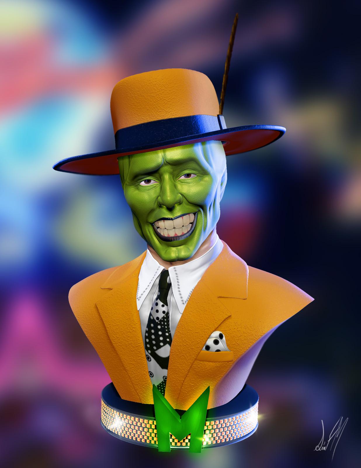 Jim Carrey The Mask