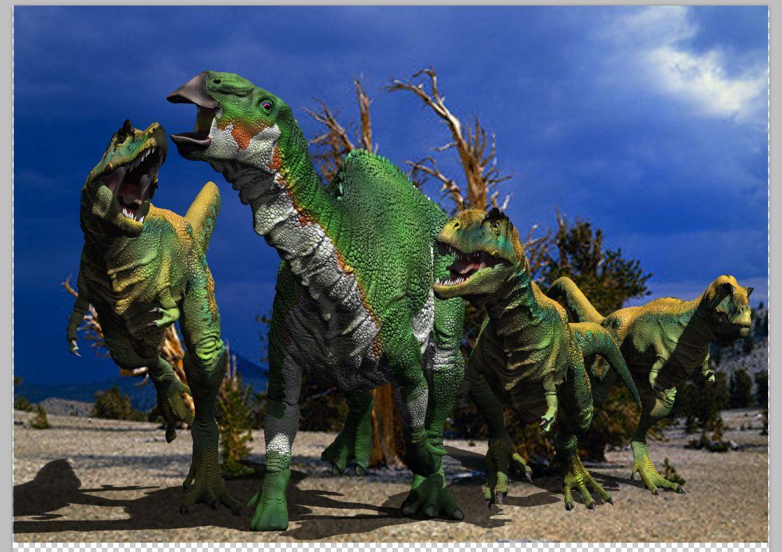 edmontosaurus dinosaur king - photo #25