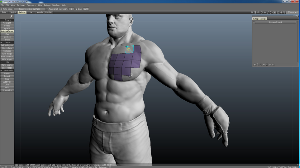 UFC FIGHTER for real-time