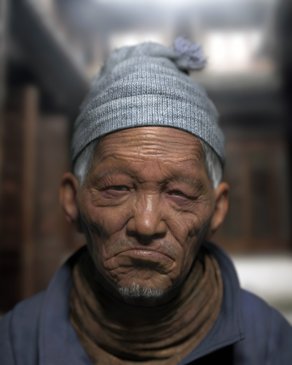 Asian Old Guy