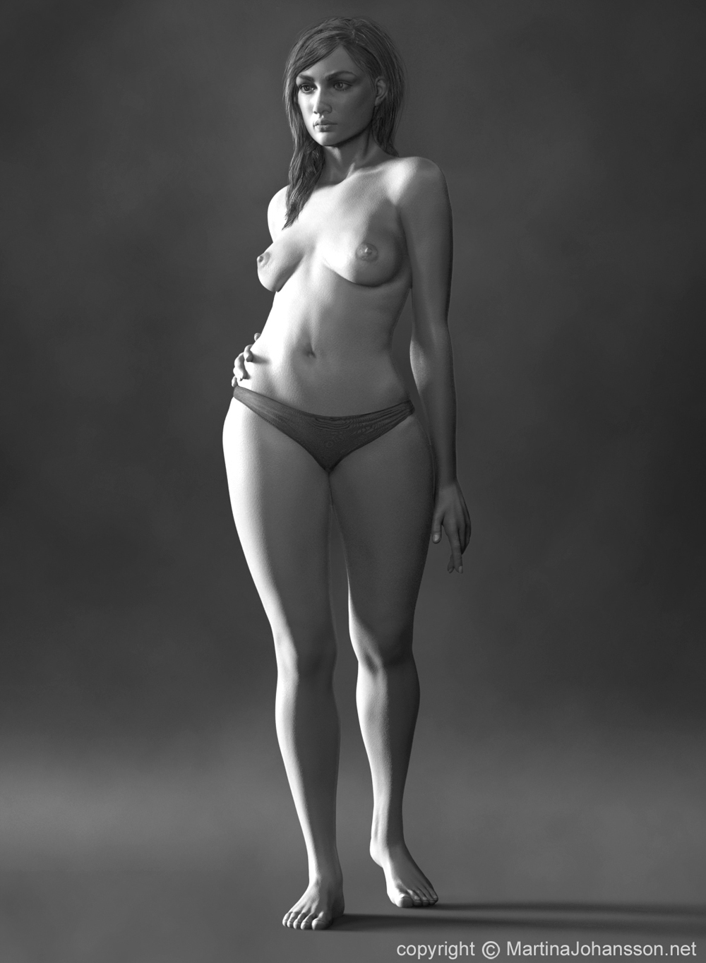 Something i like it naked