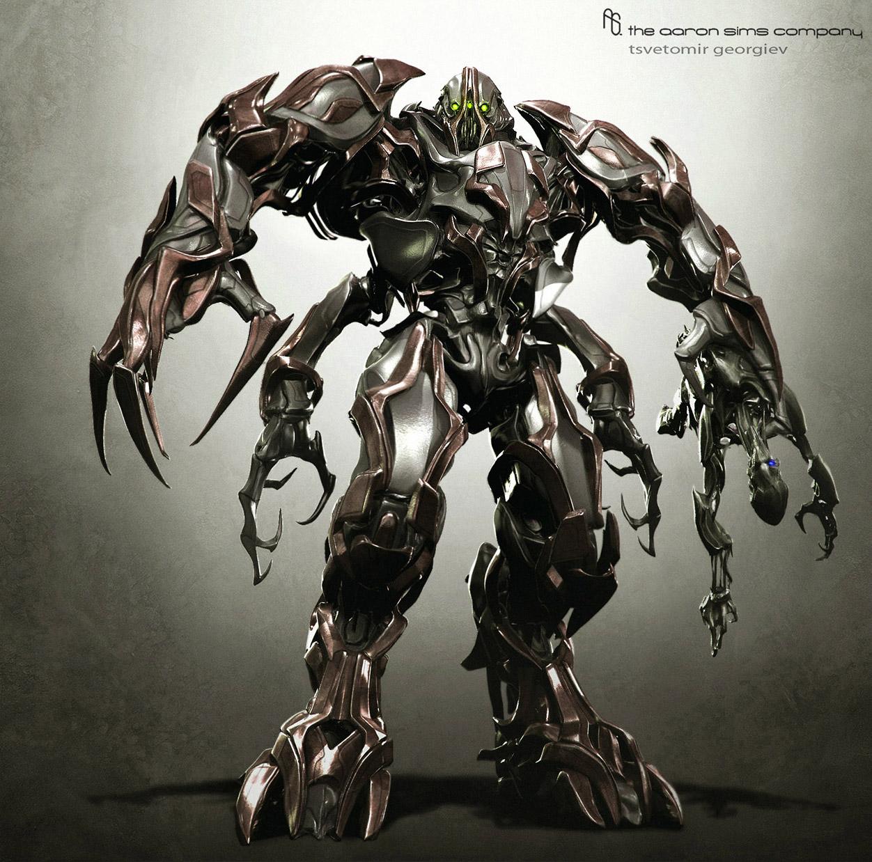 Transformers 3 Designs