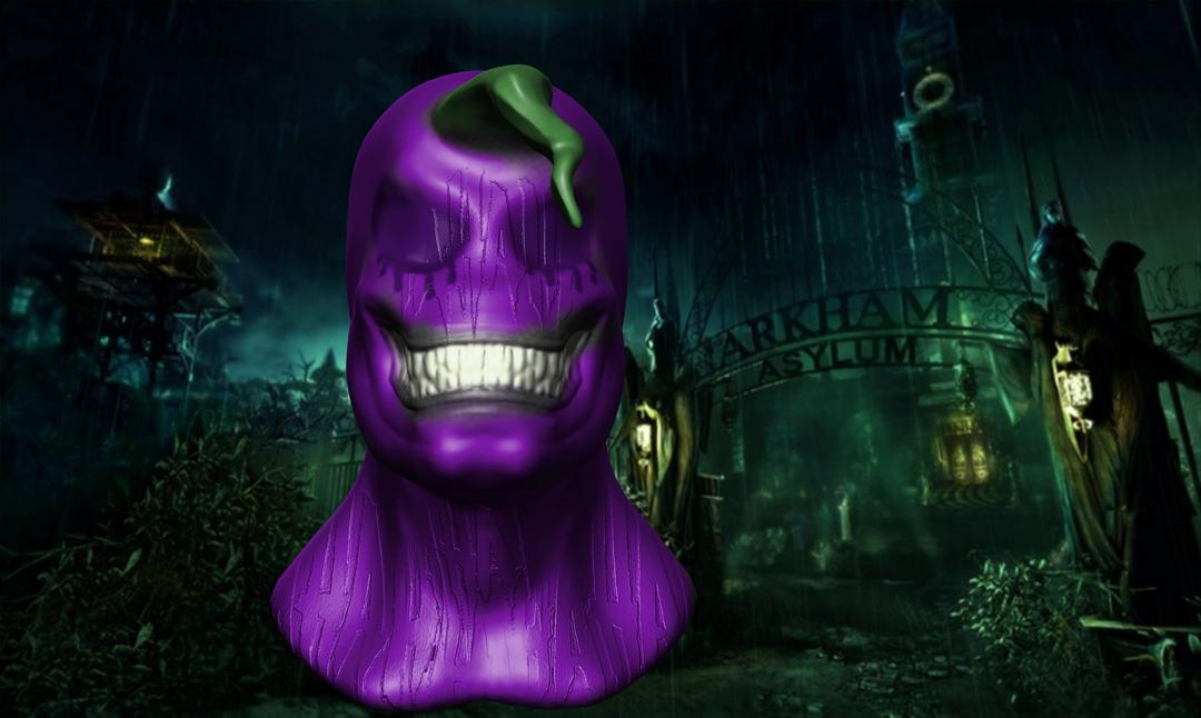 Joker Venom Sculpt Concept