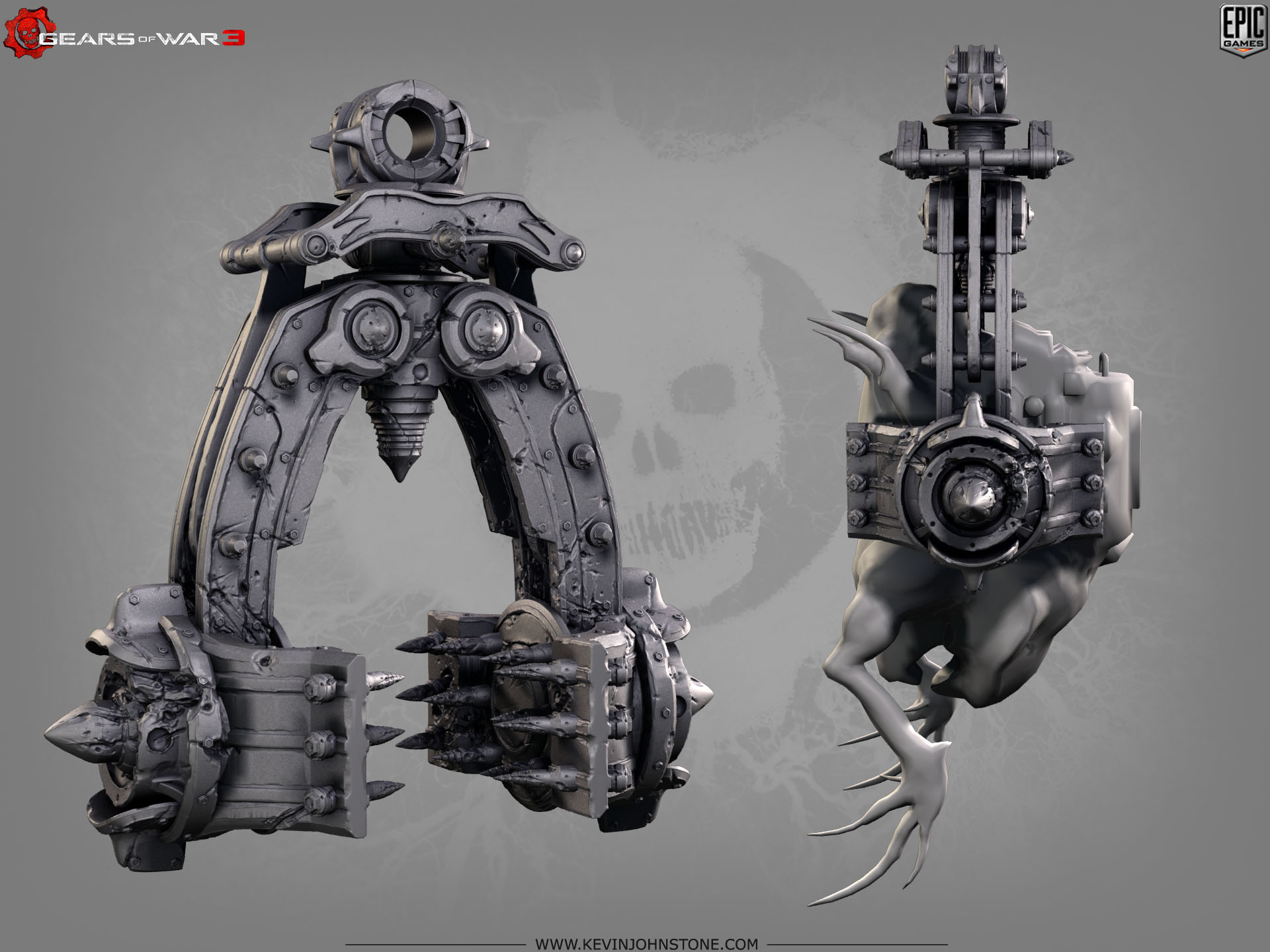 Gears of War 3 - Environment Art - Page 4