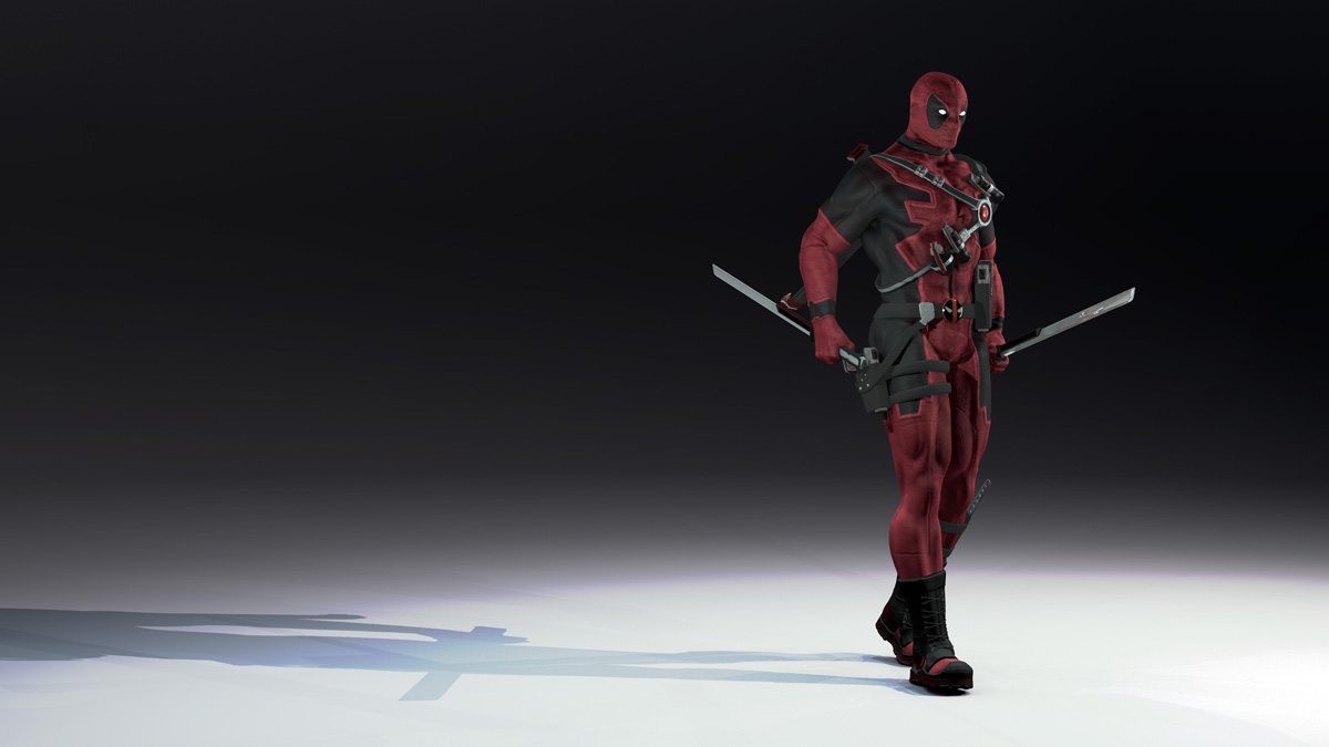 Weapon Xi Deadpool