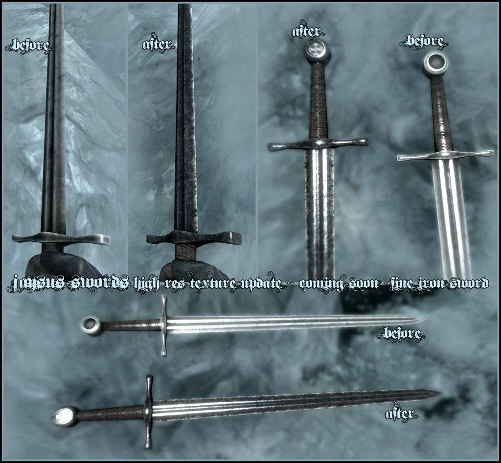 Jaysus swords mod skyrim download for mac