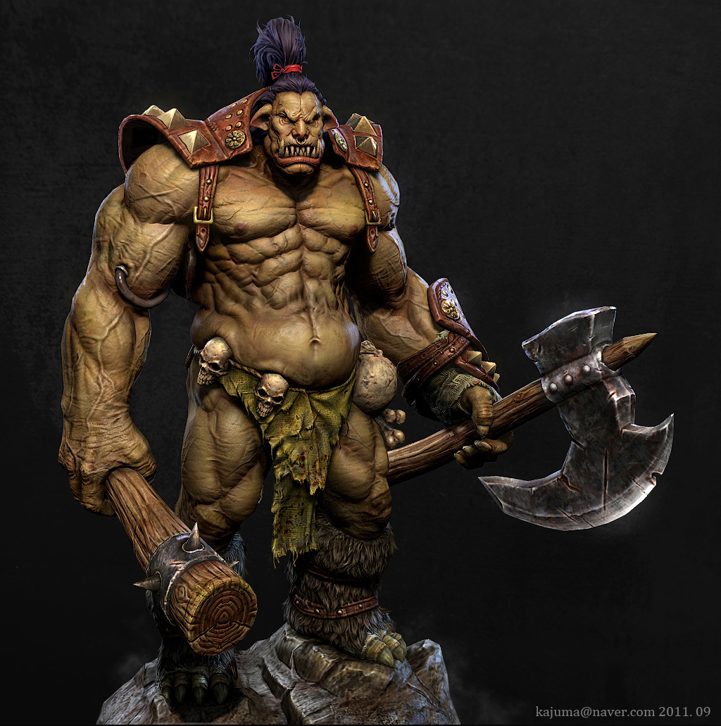 3d orcs nsfw images