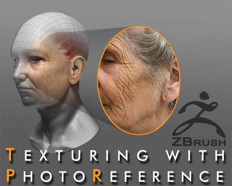 Pixologic Release: ZBrush Learning Series - Texturing with