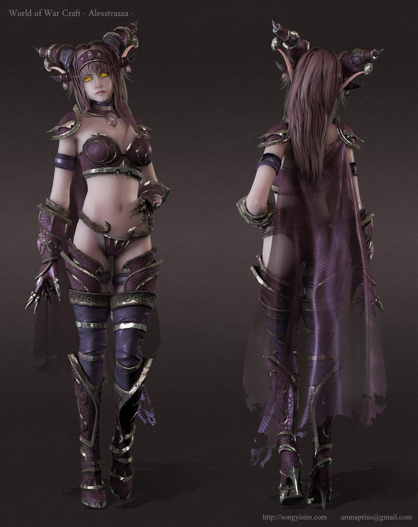 Girl warcraft 3d hentai gallery