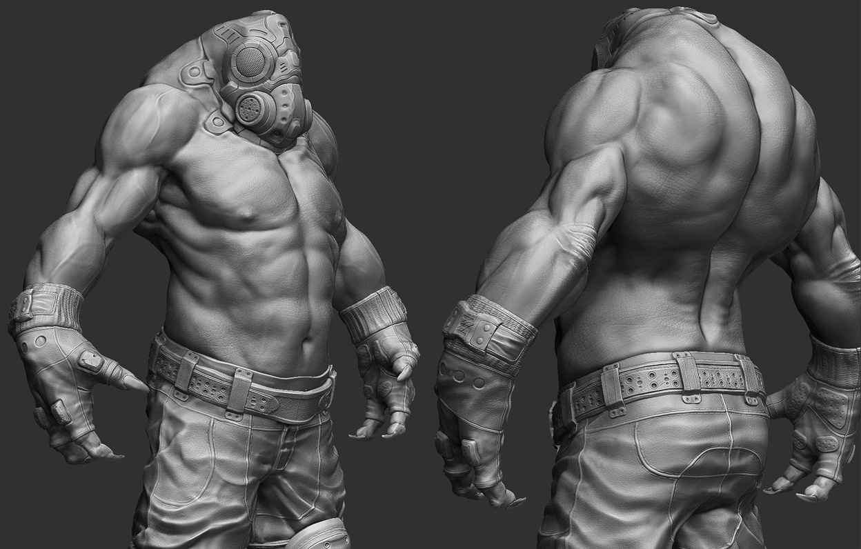 how to create space renders in zbrush