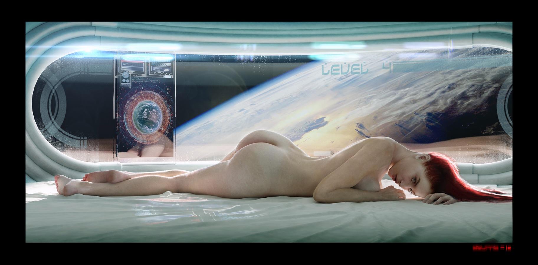 Секс в космосе смотреть бесплатно 10 фотография