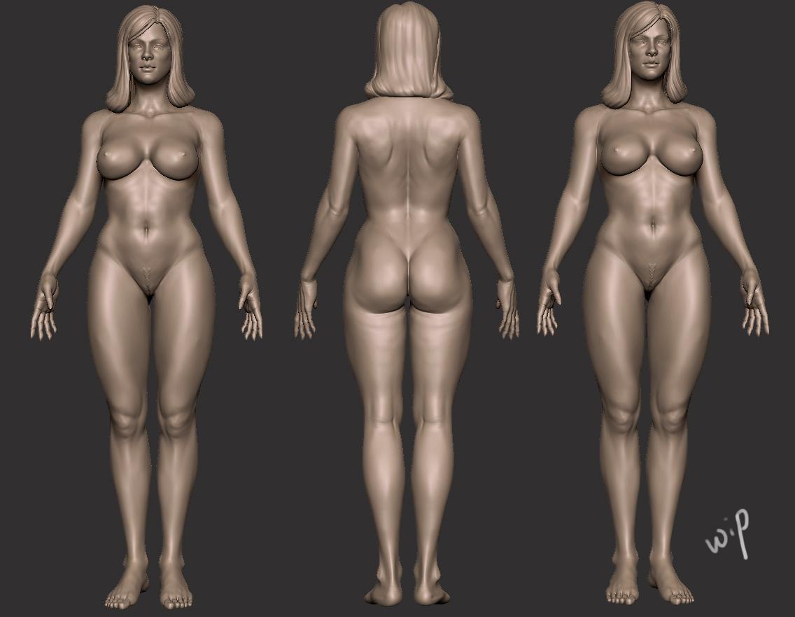 South Korean Women Nude