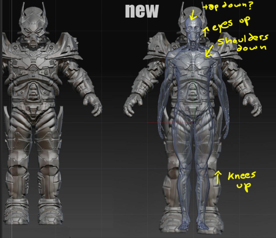 Fallout Tactics Power Armor WIP