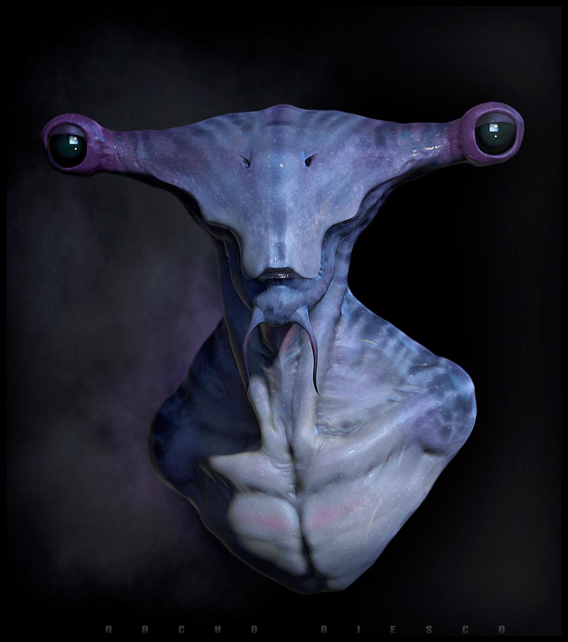 Cgi alien creature hentai pic