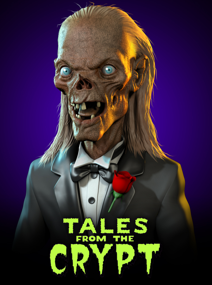 Crypt Keeper From Tales From The Crypt