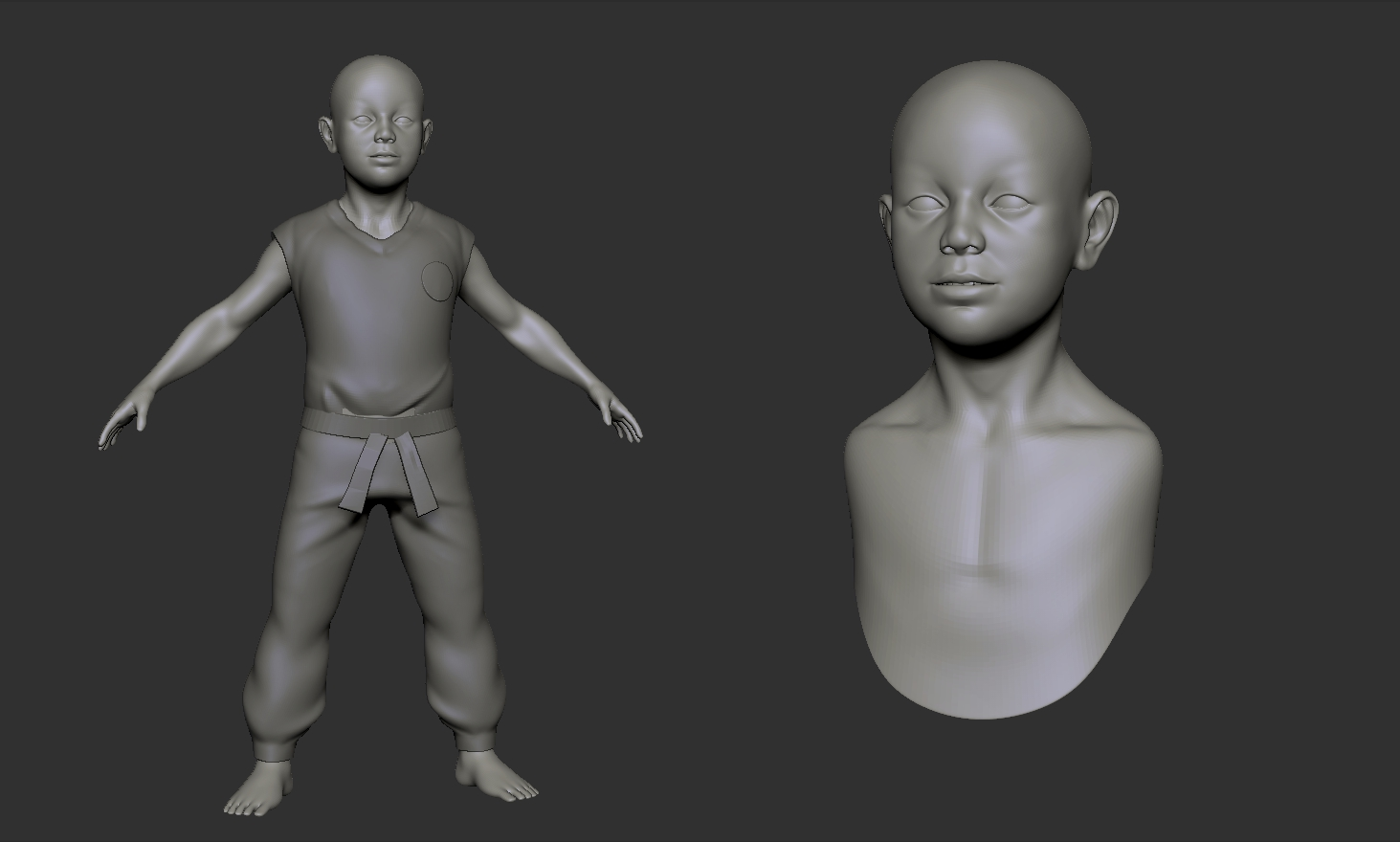 Jordy's zbrush student endeavors! - Page 2