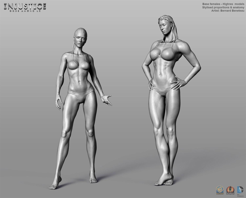 female body shape 2 essay