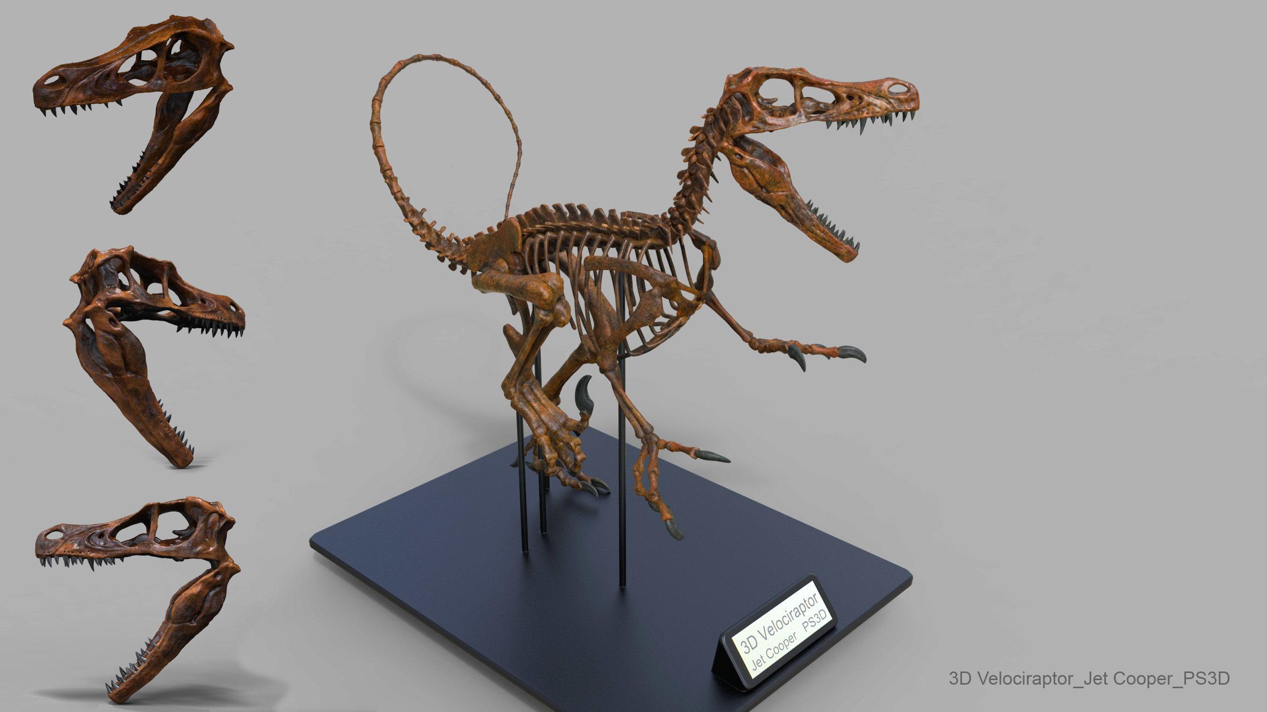 Velociraptor porn erotic video