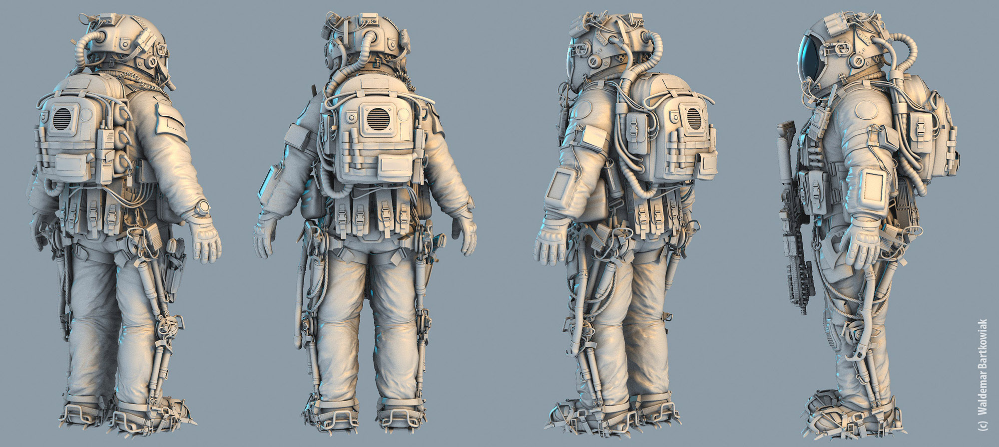 sketches of space engineers example suits keen software