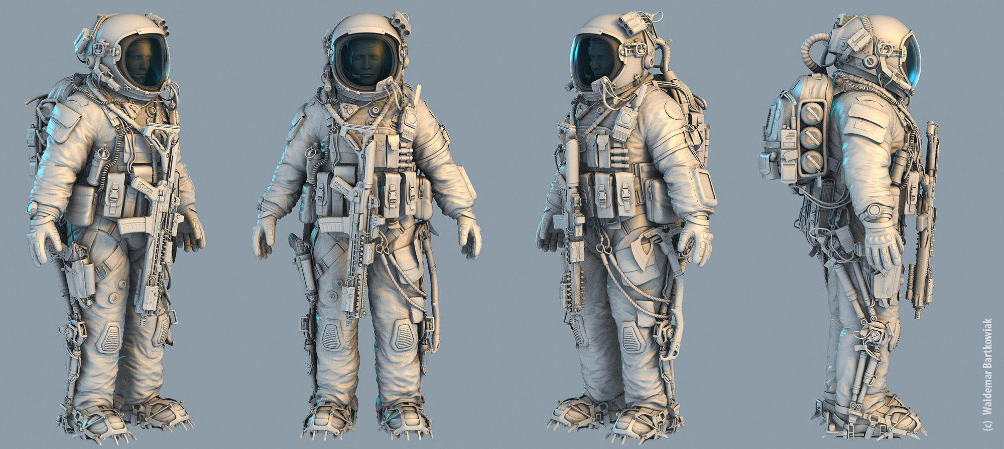 how to become a space suit engineer