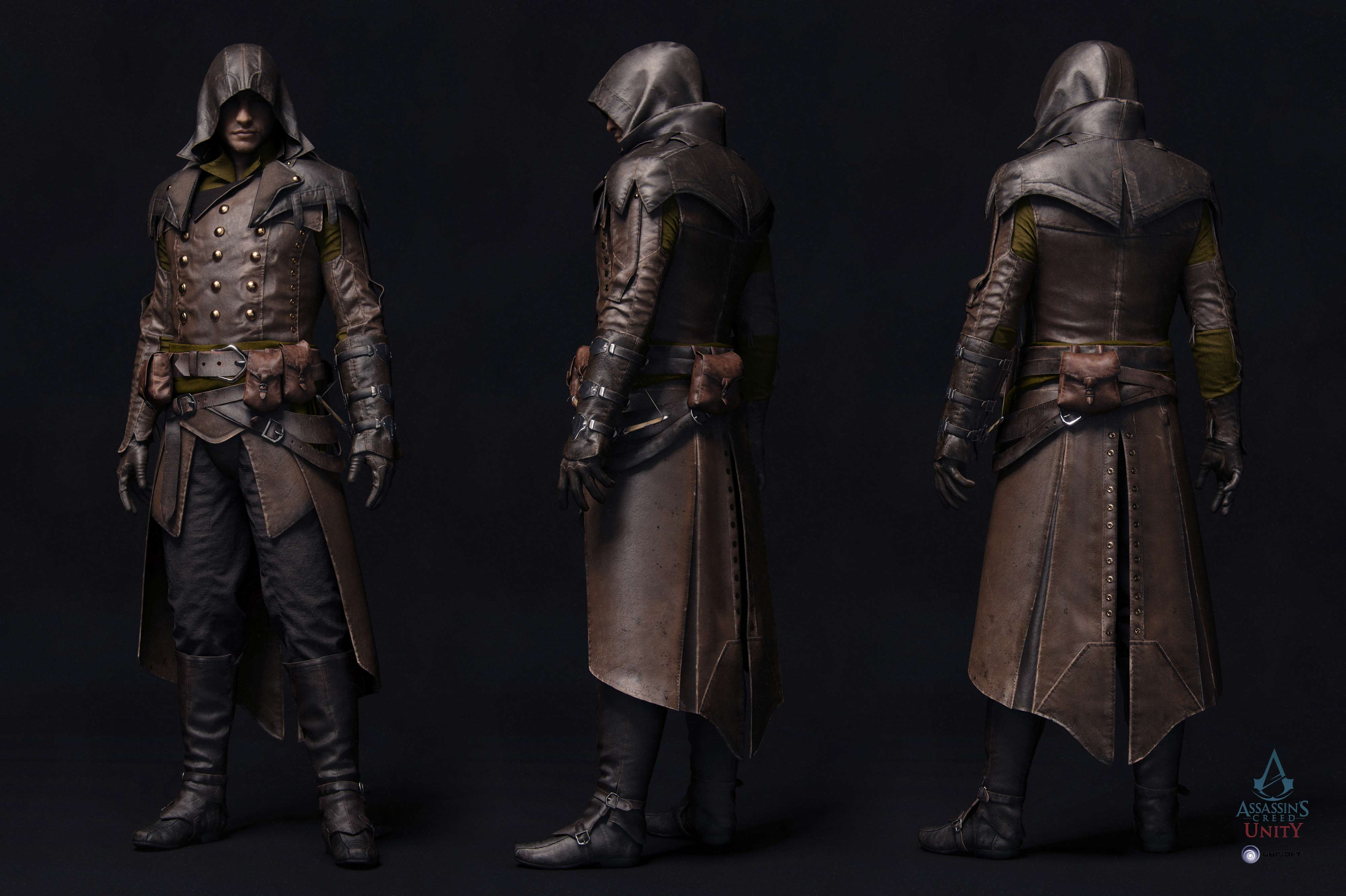 Character Design Unity : Assassin s creed unity characters