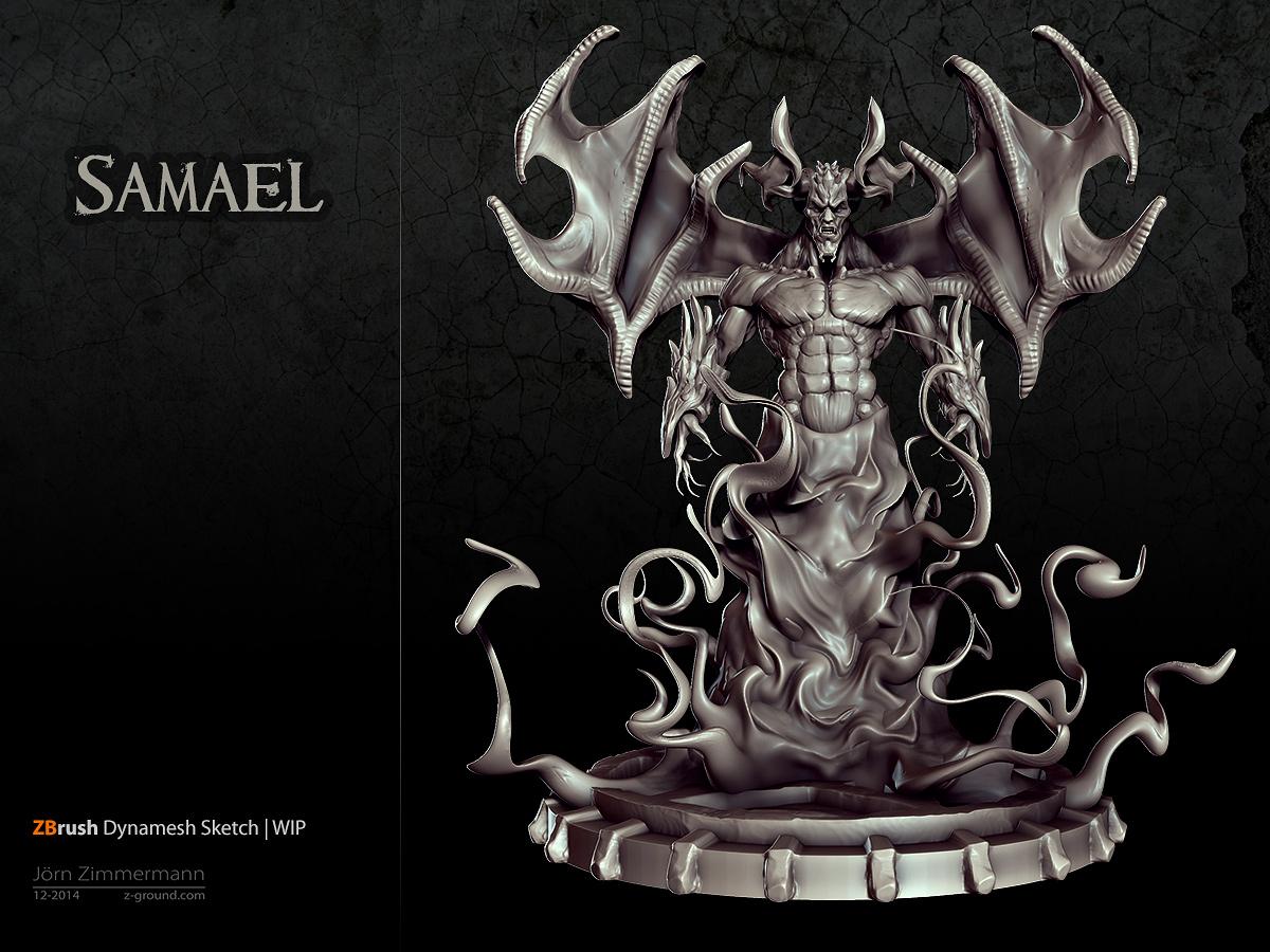 Samael wip2