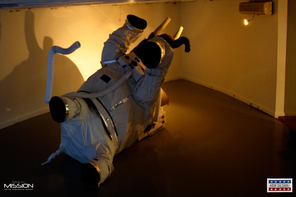 elephant astronaut - photo #10
