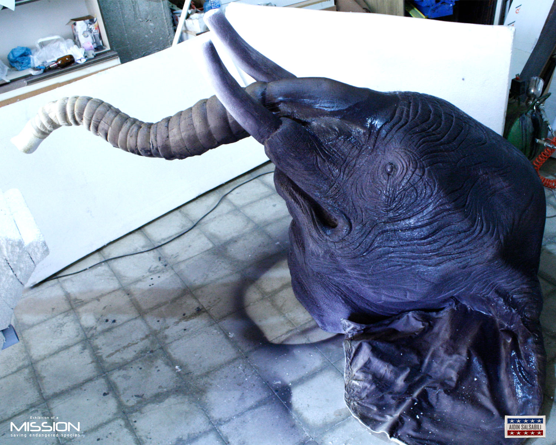 elephant astronaut - photo #20