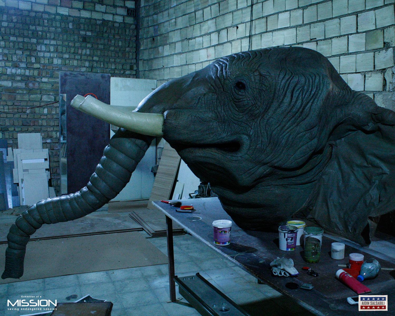 elephant astronaut - photo #12