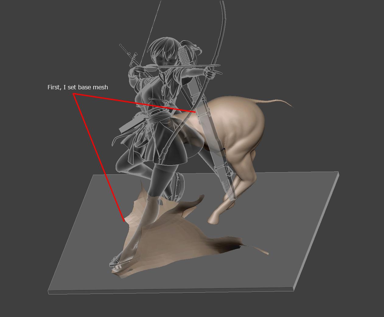 Zbrush sculpting – zbrushtuts