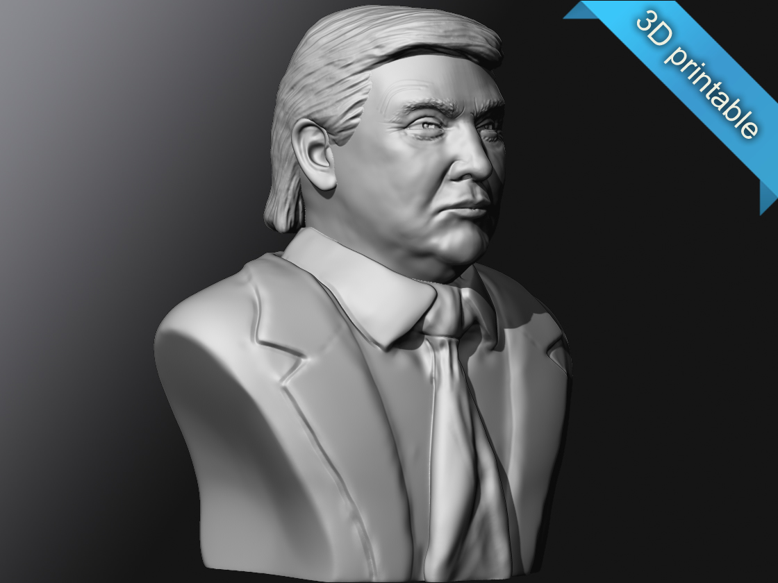 Donald trump for Donald model