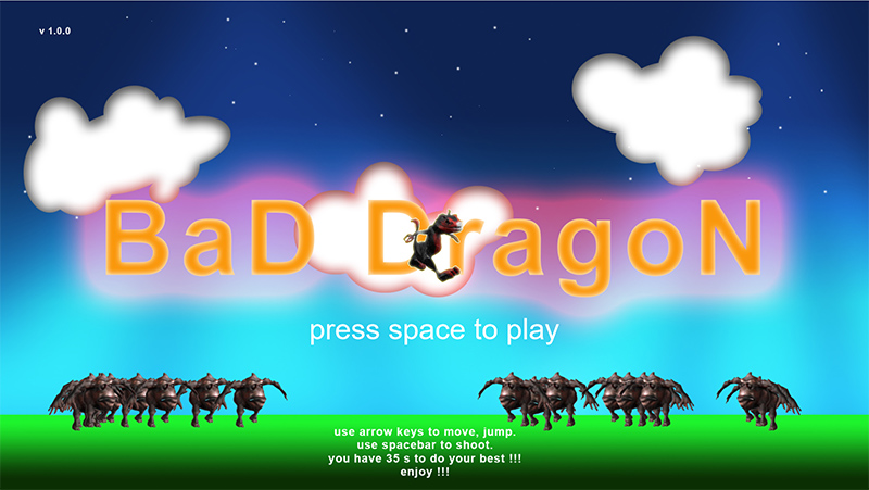 video game BaD DragoN