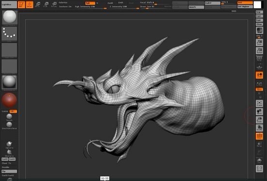 Styx - Zbrush/Maya/Max import-export tool