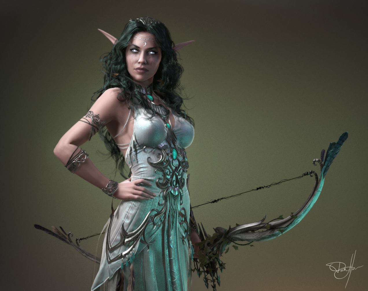 Tyrande whisperwind 3d nude exploited comics