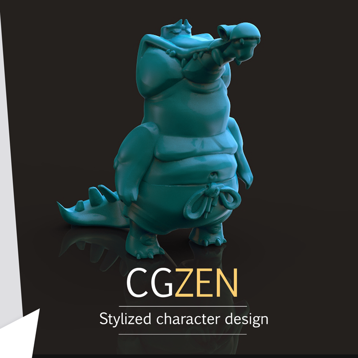 Tutorial For Character Design : Quot stylized character design tutorial
