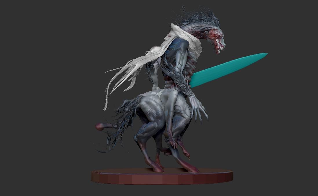 Ludwig The Accursed Final Artwork Bloodborne