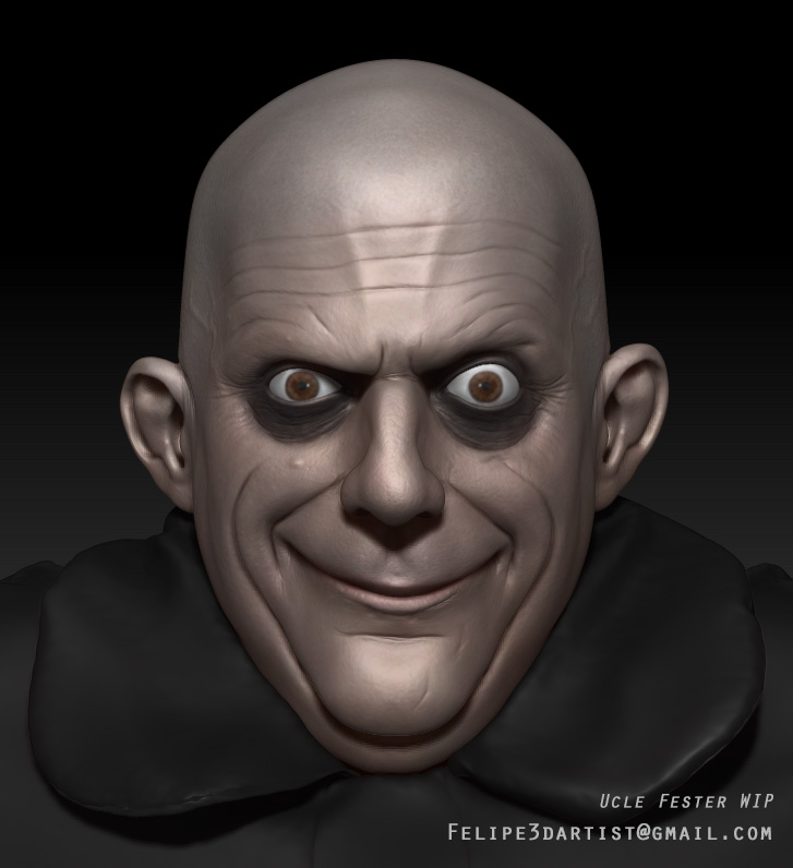 Uncle Fester ( The Add...