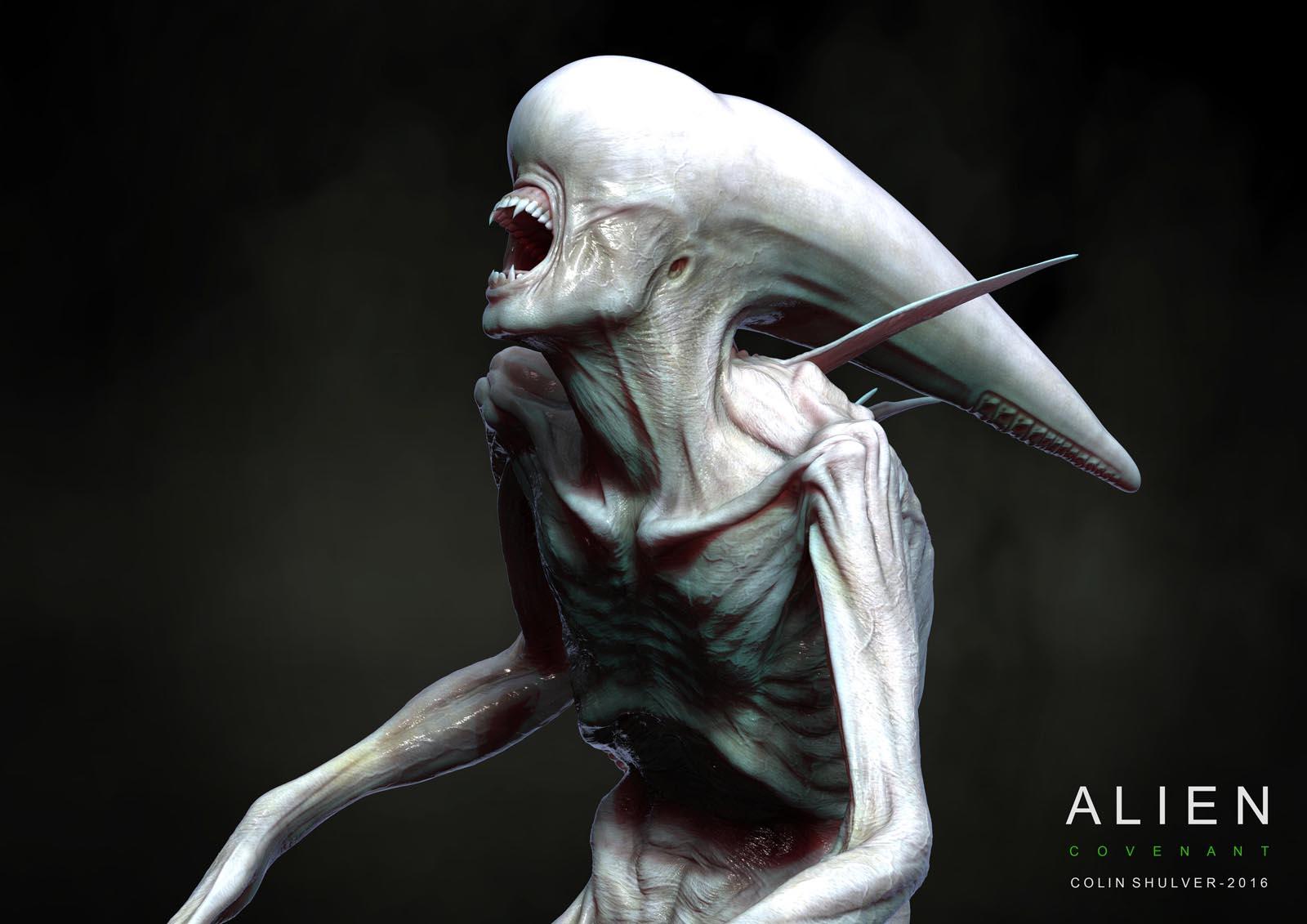 Alien Covenant Watch Online