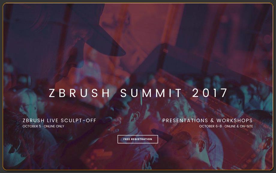 2017 ZBrush Summit