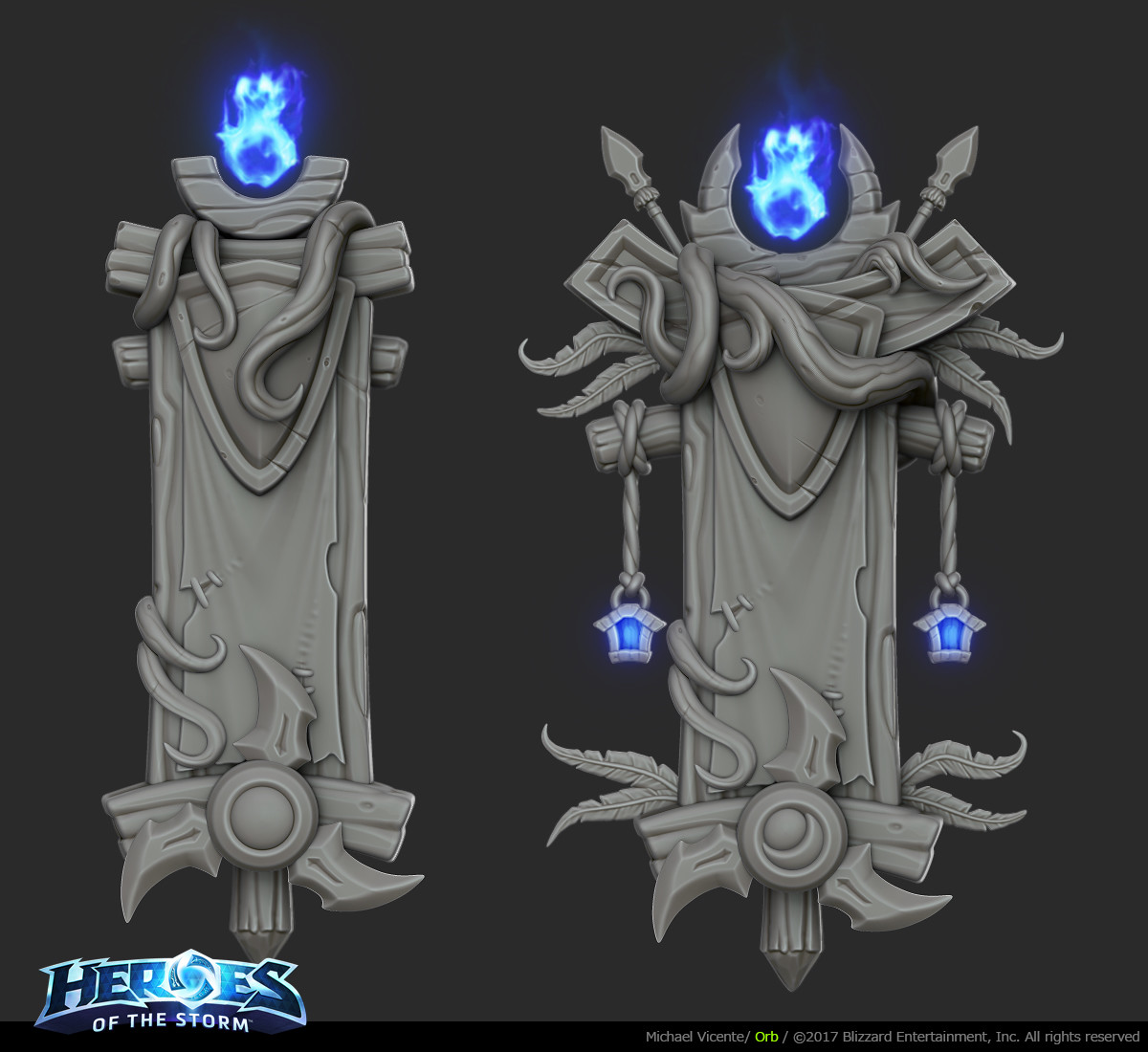 Orb - Heroes of The Storm Art Dump - Page 4